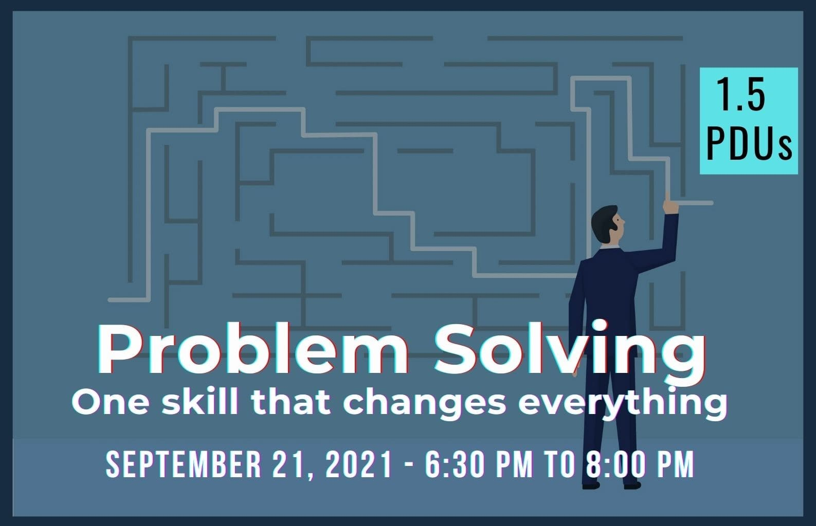 Project Management Webinar by PMCP promoted by pmwares - Problem Solving Skills